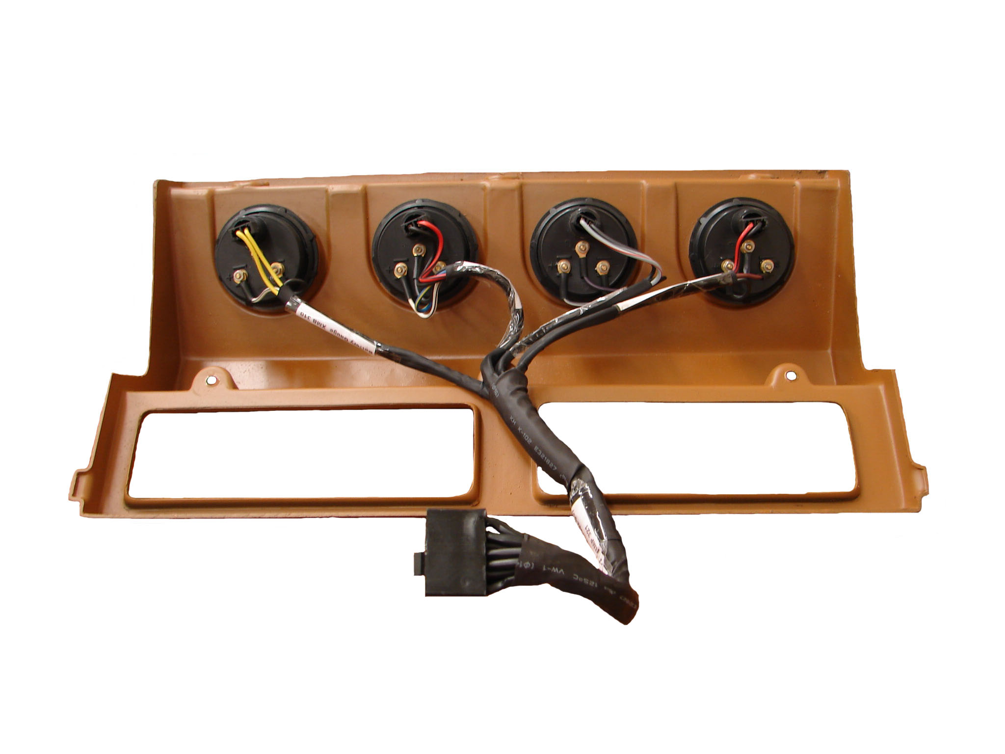 Mts Company Lc Jeep Gauges And Panels Speedo Gauge Cluster Wiring